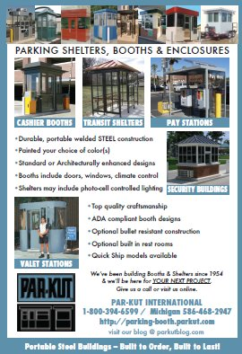 Parking Shelters and Enclosures