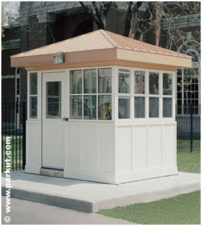 information booth PREZ-001