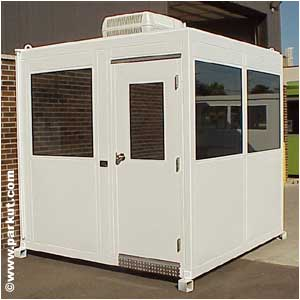 prefabricated shelter PSO-003