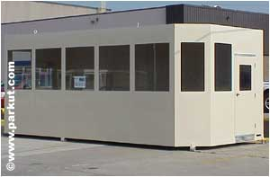 prefabricated office PSO-005