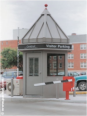 parking booth PARK-002