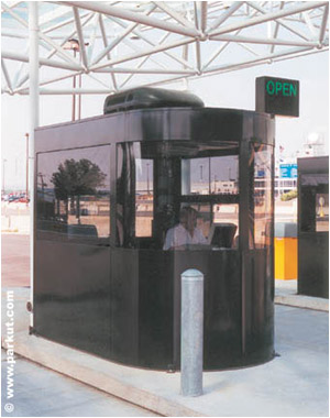 parking booth PARK-004