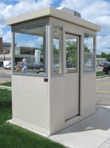 Parking Booth 14-235