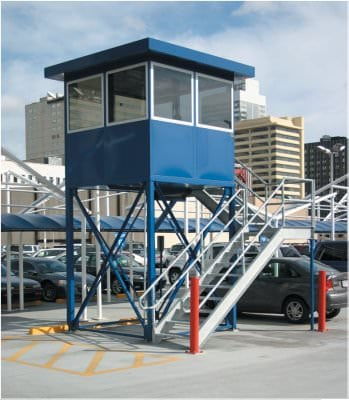 Security Building SEC-015